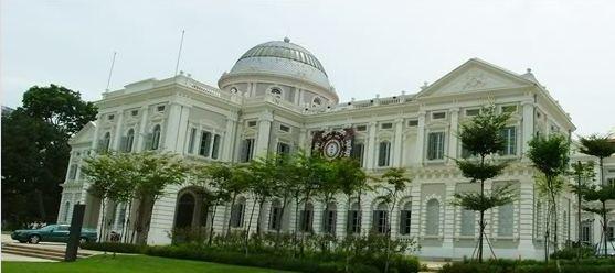 พิพิธภัณฑ์ที่น่าสนใจในสิงคโปร์